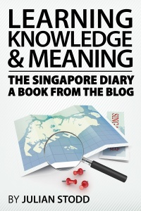 Book cover for 'Learning, knowledge and meaning'