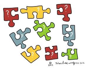 The privacy jigsaw