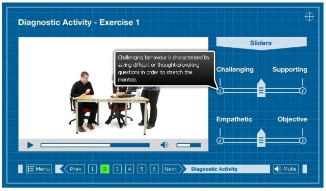 MCC - exploration and reflection screenshot