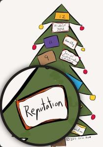 12 days of Christmas - reputation