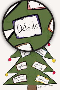 12 days of Christmas - the details