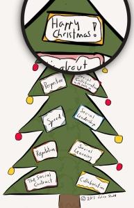 12 days of Christmas - Happy Christmas