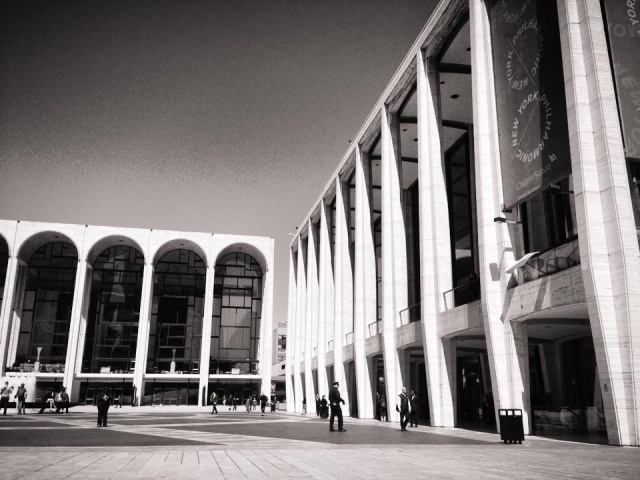 Lincoln Centre - New York
