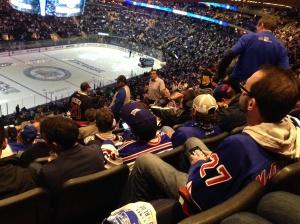 Fans, New York