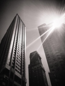 City Skyscrapers New York