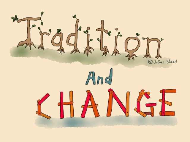 Tradition and Change
