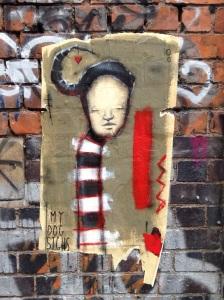 Graffiti - MyDogSighs