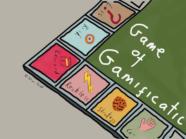 Gamification - the board game
