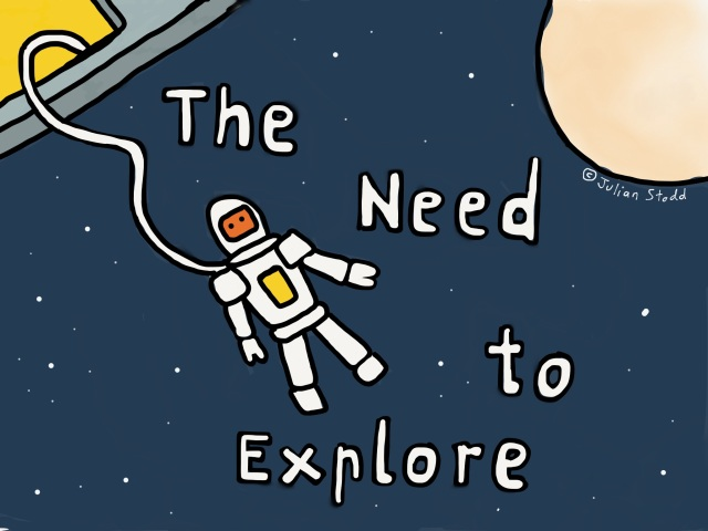 The Need to Explore