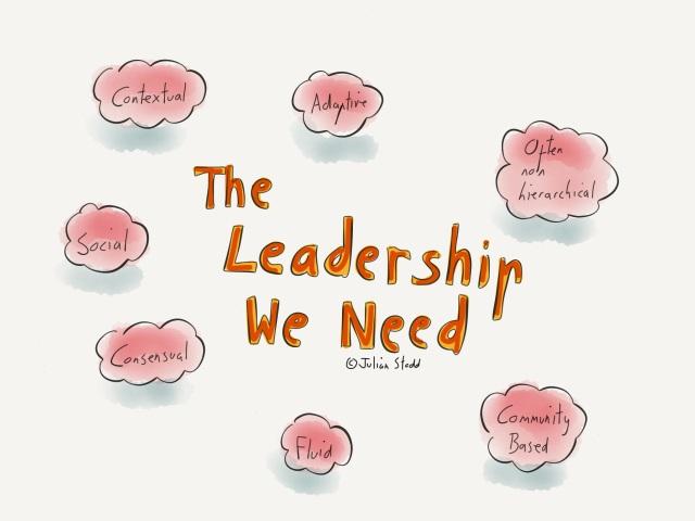 The Leadership We Need