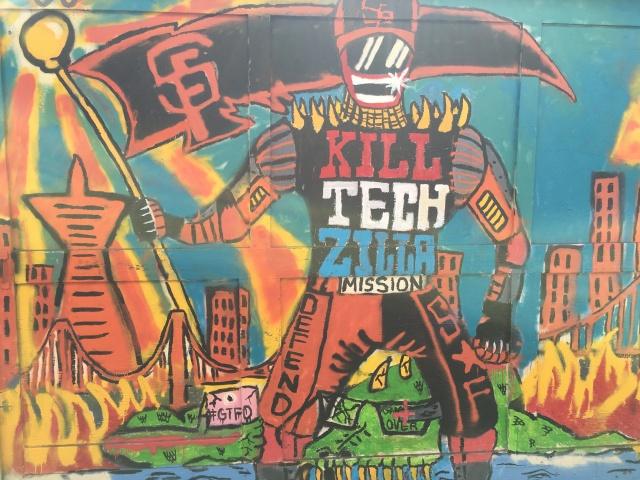 San Francisco Graffiti