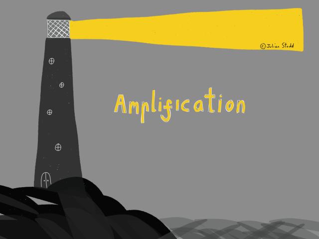 Change Curve - Amplification