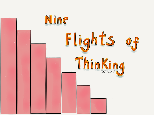 Nine Flights of Thinking