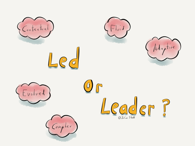 Led or Leader?