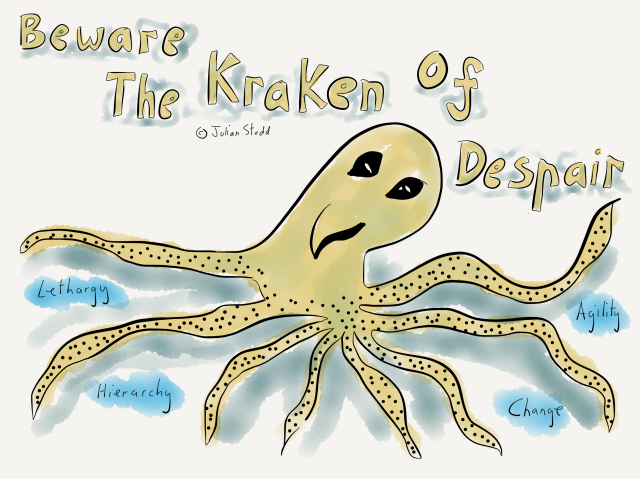 The Kraken of Despair