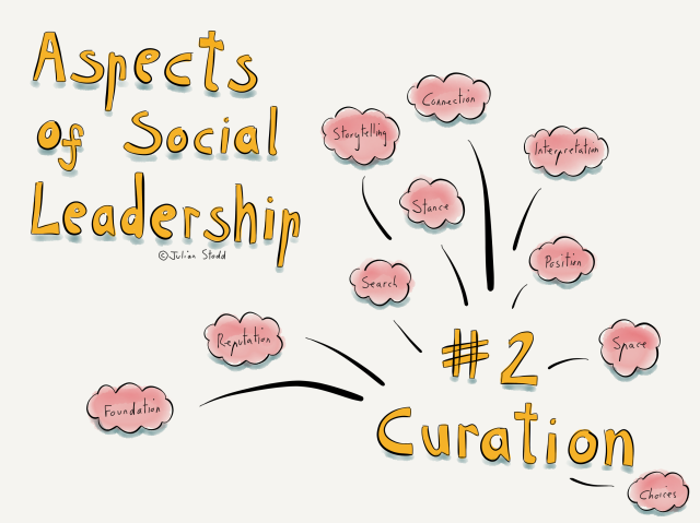 Aspects of Social Leadership #2 Curation