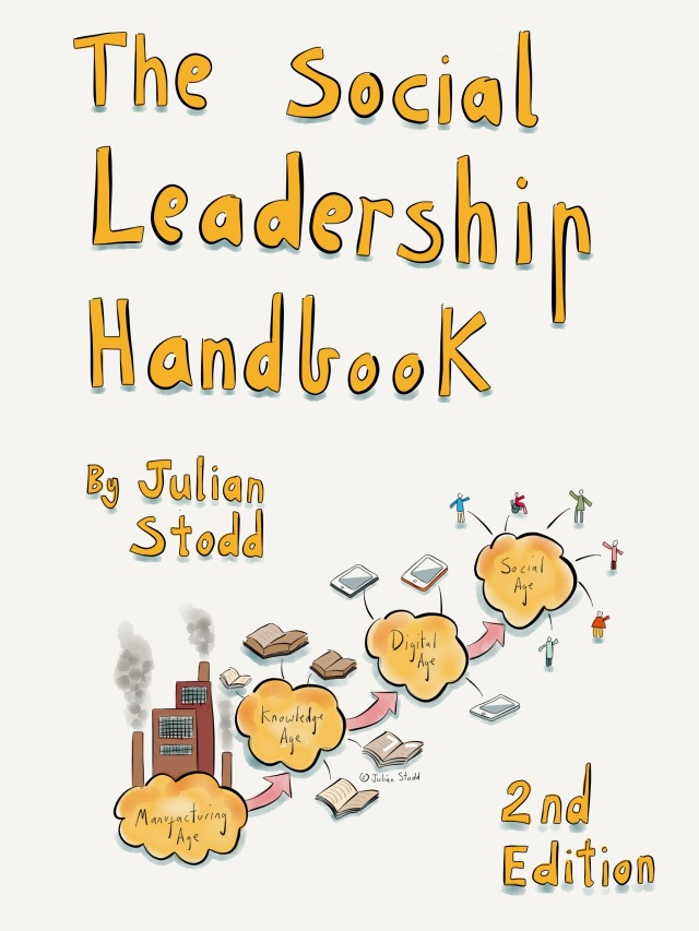 Social Leadership Handbook Cover Art 1