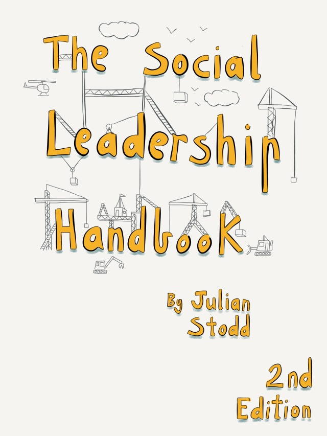 Social Leadership Handbook Cover Art 2