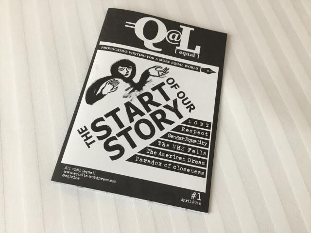 =Q@L Zine - the story