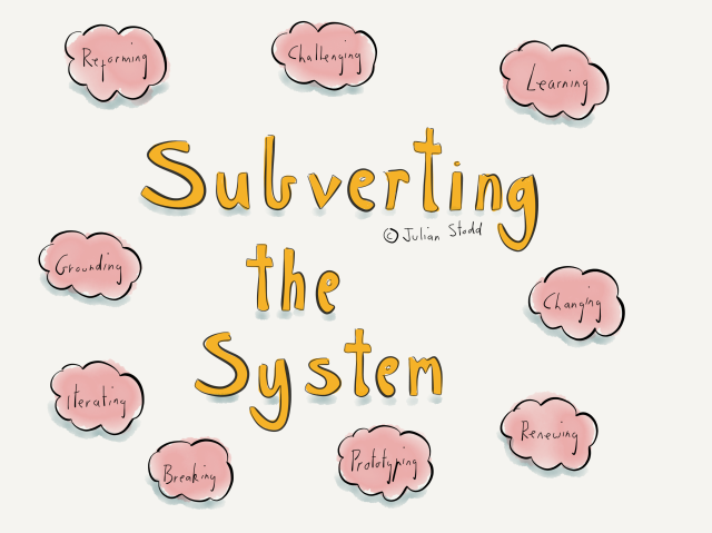 Subverting the System