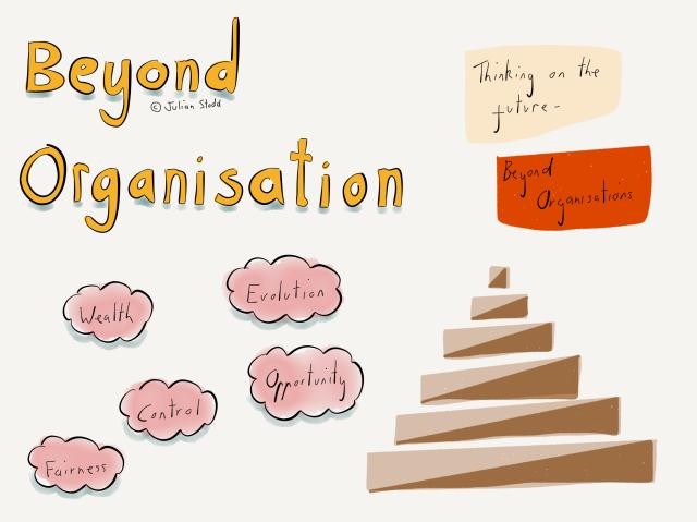 Beyond Organisation