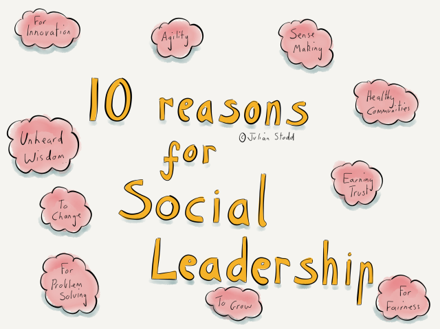10 Reasons For Social Leadership