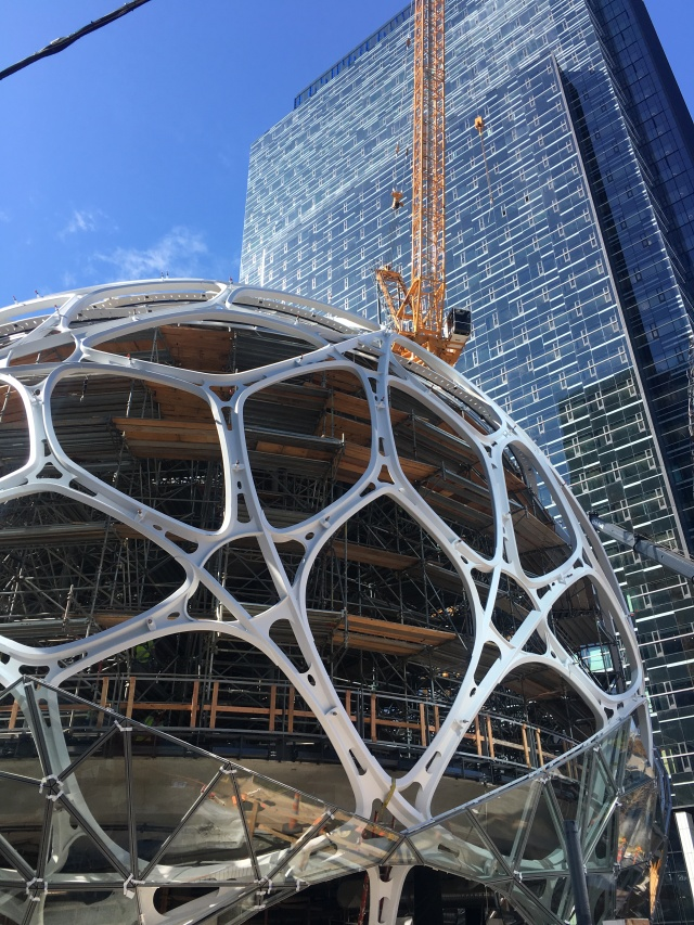 Seattle - an architecture of innovation