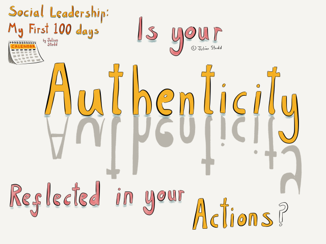 Social Leadership 100 - Authenticity