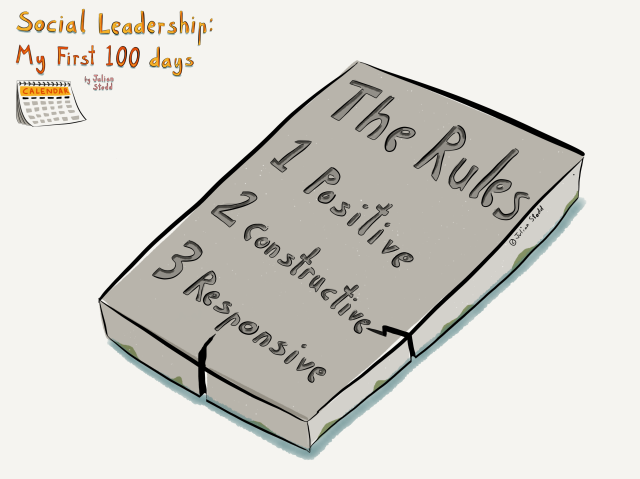 Social Leadership 100 - The Rules
