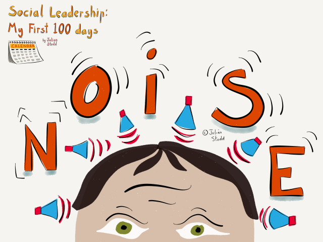 Social Leadership 100 - Signal from Noise