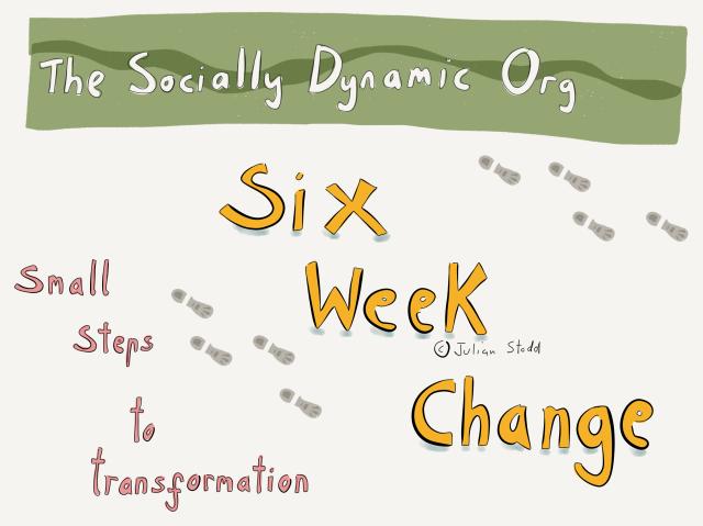 Six Week Change