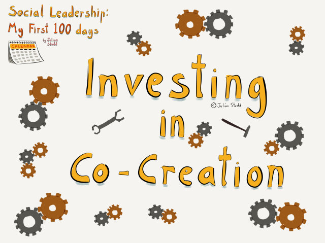 Social Leadership 100 - co-creation