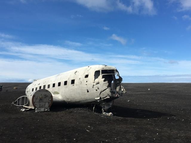 Iceland - abandoned