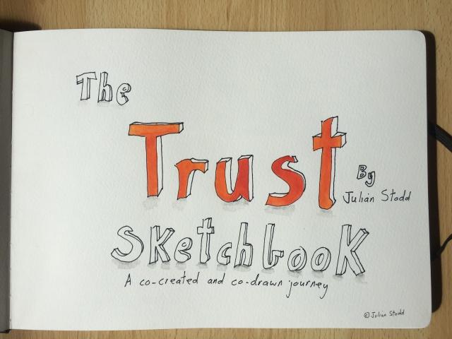The Trust Sketchbook