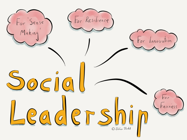 The Invisible Organisation - Social Leadership