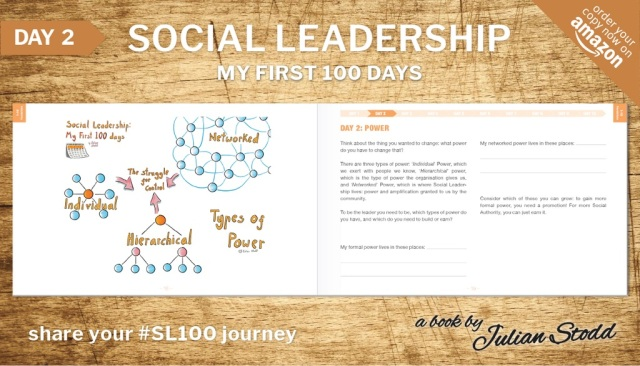 Social Leadership - my 1st 100 days