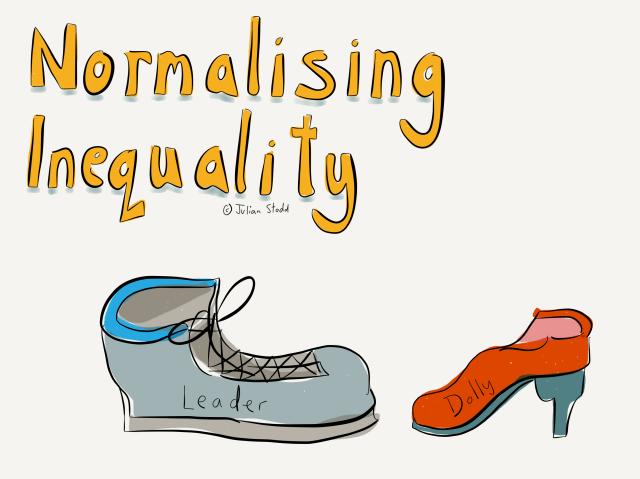 Normalising Inequality