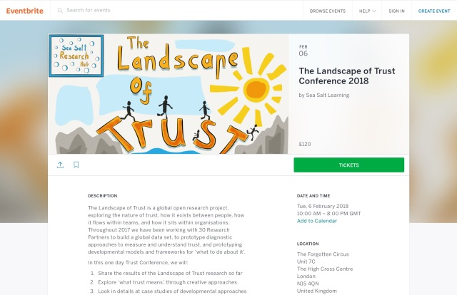 The Trust Conference