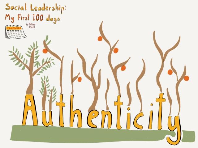 Social Leadership - my first 100 days