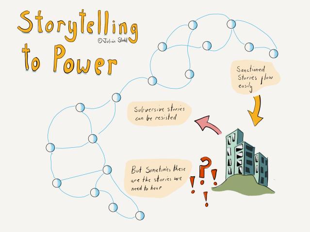 Storytelling to Power