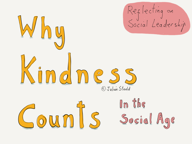 Why Kindness Counts