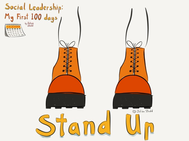 Social Leadership - Stand Up