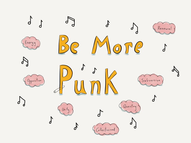 Be More Punk