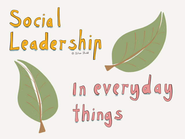 Social Leadership in everyday things