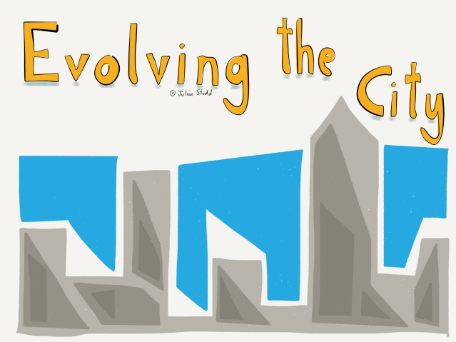 Evolving the City