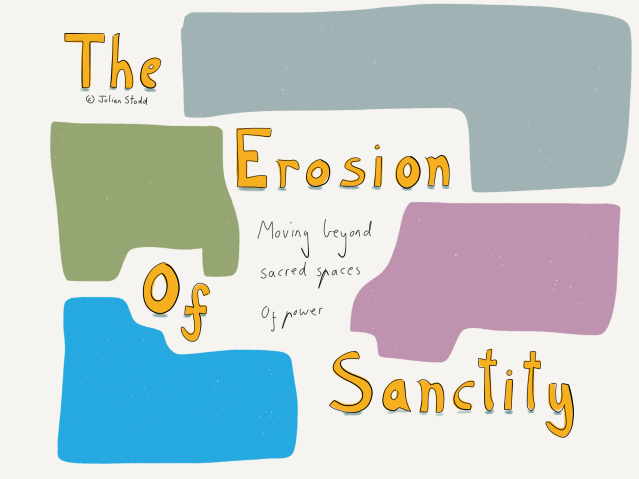 The Erosion of Sanctity