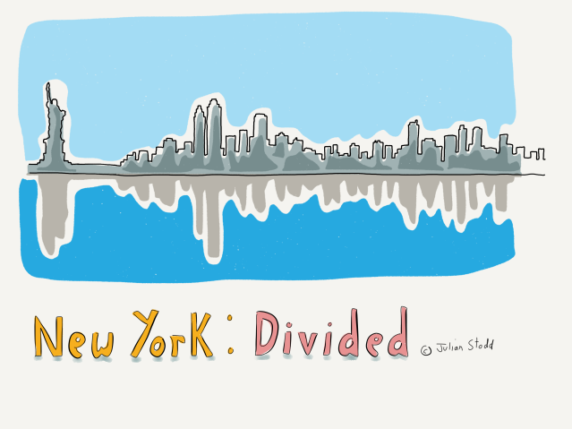 New York Divided