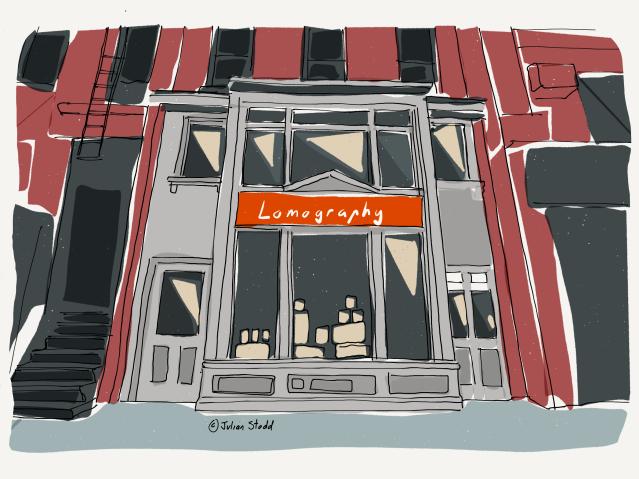 Lomography Store New York