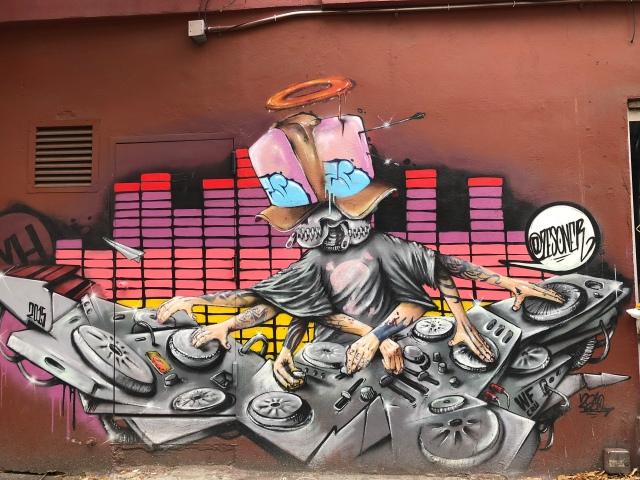 Graffiti Story