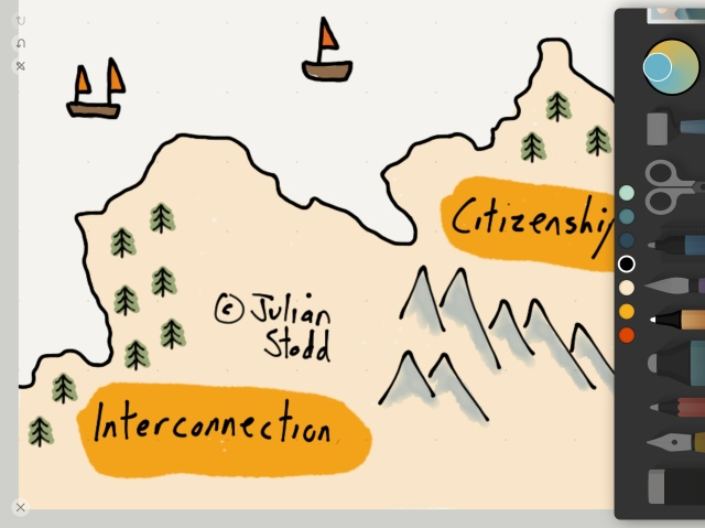 Guide to the Social Age - Interconnectivity